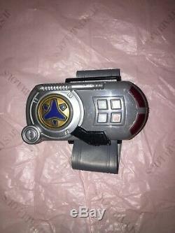 1999 Bandai Power Rangers Lightspeed Rescue American Morpher Cosplay Used As-Is