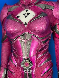 2017 Pink Power Ranger replica costume high-quality Prop! Power Rangers cosplay
