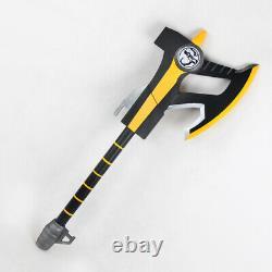 31 Black Ranger Power Axe PVC Cosplay Prop