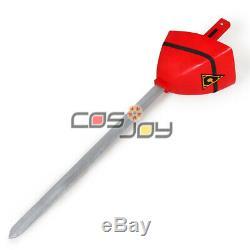 43 Power Rangers Turbo Lightning sword PVC Cosplay Prop 2894
