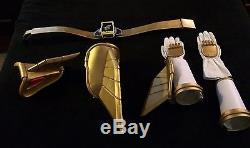 Aniki Cosplay Deathryuger Cosplay and Flute Buster Power Ranger Cosplay