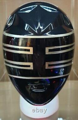 Aniki Cosplay Gold Power Rangers Zeo Helmet PROP King Ohranger READ DESCRIPTION