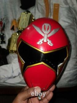 Aniki Gokaiger Gokai Red Power Ranger Cosplay