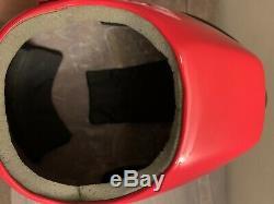 Aniki Power Rangers Operation Overdrive (Red Ranger) Cosplay Helmet
