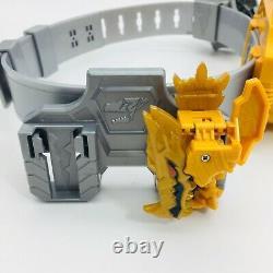 BANDAI POWER RANGER DX RYUSOUL CHANGER BUCKLE Henshin Cosplay Hero Belt JAPAN