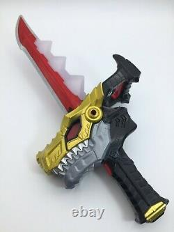 BANDAI POWER RANGER DX RYUSOUL CHANGER & SWORD Henshin Cosplay Hero Weapon F/S