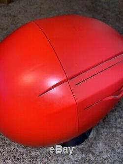 Bandai Legacy Red Ranger Helmet 11 Mighty Morphin Power Rangers MMPR Cosplay