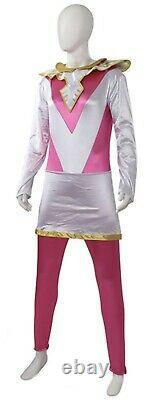 Bandai Power Rangers Jetman Suit And Base Mask Cosplay Japan 1991 Handmade