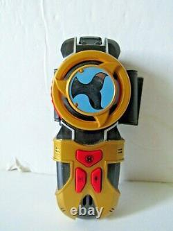 Bandai Power Rangers Ninja Storm Thunder Hurricanger Hurricane Morpher Cosplay