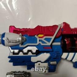 Beast power squadron Kyoryuger Gigagaburi revolver Trin Cosplay Power Rangers