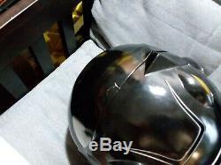 Black Ranger power rangers MMPR Sentai Helmet 2 Suits and Cuffs cosplay costume