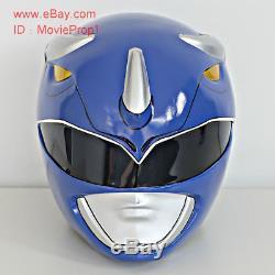 Blue Hero Ranger Helmet Supper Power Halloween Costume cosplays Props masks