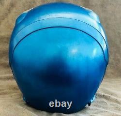 Blue Power Ranger Helmet Mighty Morphin Cosplay Mask Costume