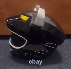 Bundle Sale For MMPR Black & Wild Force Black Bison Helmet