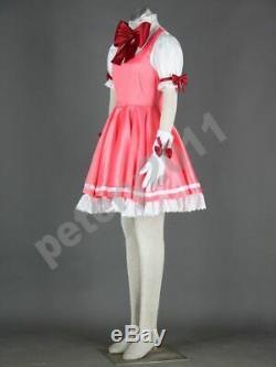 Cardcaptor Sakura Anime Kinomoto Sakura Cosplay Costume
