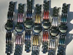 Communicator Set of 7 Power Bracelet Cosplay Prop Cosplay