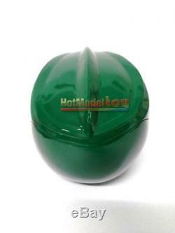 Cosplay helmet Green POWER RANGERS Dragon mighty morphine costume halloween