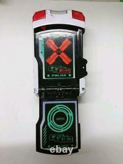 DX SP License Power Rangers Tokusou Sentai Dekaranger SPD Morpher Goods Cosplay