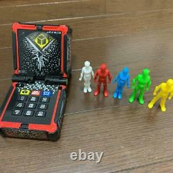 DX Zyuoh Changer henshin Mobile Cosplay Toy Goods Collection Power Rangers