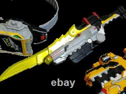 Dino Charge DX Gabu Revolver Caliber Kyoryuger Power rangers cosplay Excellent