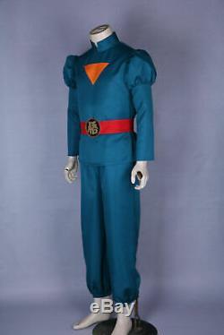 Dragon Ball Super Heroes Grand God Officer Sun Wukong Kakarote Cosplay costume