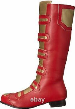 Ellie Shoes Women's 121-power Combat Boot, Rdgd, Size 8.0