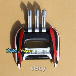 Exclusive Made Power Rangers Jungle Fury Super Geki Claw Red PVC Cosplay Prop