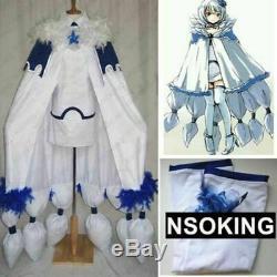 Fairy Tail Yukino Cosplay costume Custom Made
