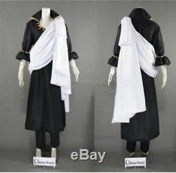 From the Fairy Tail of the Zeref animation Cosplay clothing Cos