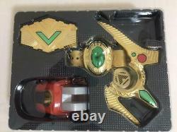 Gingaman Lost Galaxy Zyusoko set morpher weapon Bandai Power rangers JP