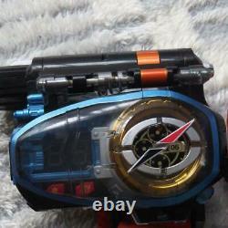 GoGo Sentai Boukenger Go-Go Changer Power Rangers Goods Cosplay Toys