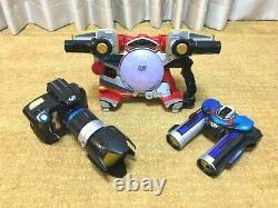 Go-Busters Morphin Brace Morphin Buster Bandai Power Rangers Cosplay Transpod
