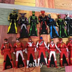 Gokaiger Key Ranger Set Cosplay Collection Goods Toy Power Rangers