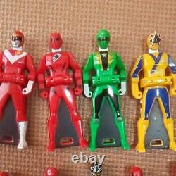 Gokaiger Mobiles Set Power Rangers Toy Cosplay Collection