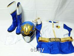 Gosei Sentai Dairanger Helmet Gloves Belt Boot Suit Cosplay 1993