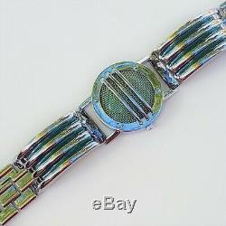 Green Communicator Power Bracelet Prop Cosplay