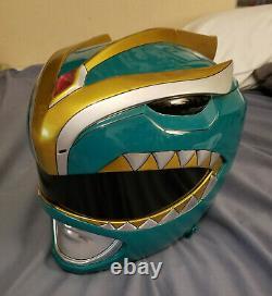 Green Ranger Helmet Aniki Cosplay Bat In The Sun Power Rangers Dragon Zord