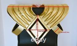 Green Ranger Shield Armor & Armband Costume Cosplay