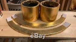 Green Ranger's Dragon Shield with 2 Pairs Bands Cosplay Prop Power Rangers JDF