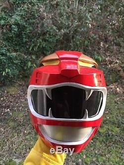 Helmet power rangers casque replica cosplay