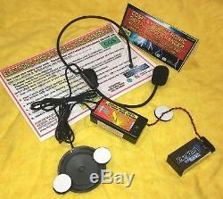 KYLO REN HELMET VOICE CHANGER COSPLAY DIGITIZER TOY SET With SPEAKER & MICROPHONE