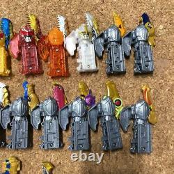 Kishiryu Sentai Ryusoulger 26 set Power Rangers collection goods cosplay toys