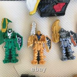 Kishiryu Sentai Ryusoulger Ryusou Changer Set Power Rangers Cosplay Goods Toys
