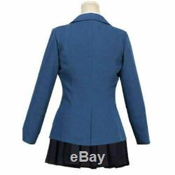 Kiss Him Not Me Kae Serinuma Asuma Nozomu School Uniform Suit Cosplay