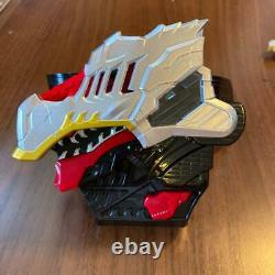 Knight Dragon Squadron Ryusouger Toy henshin set Cosplay Goods Power Rangers