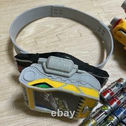 Kyoryuger Power Rangers Goods Collection Cosplay henshin Belt