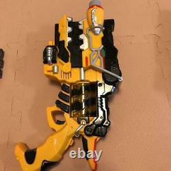 Kyoryuger toy set 24 beast batteries Power Rangers goods collection Cosplay