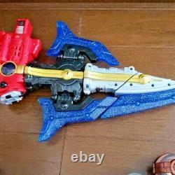 Kyu Ranger DX Kyu Sword Kyu The Weapon Cosplay toy USED Power Rangers KyuRanger