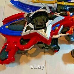 Kyuranger set Seiza Blaster DX Cuza Weapon Cutama Qtama Cosplay Power Rangers