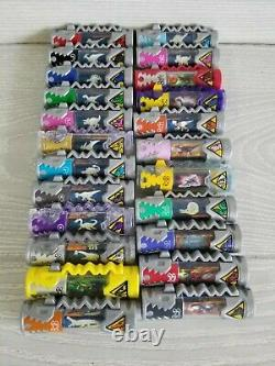Lot of 23 Dino Chargers US Version Power Rangers Charge for Morphers Cosplay